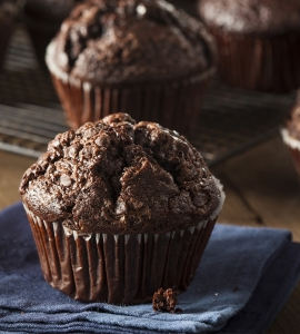 MUFFINS WITH NUT'ALSACE® SPREAD