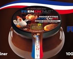 Découvrez FRENCH'NUT® la recette 100% noisettes de France !